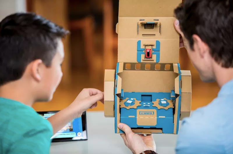 Nintendo Labo official image