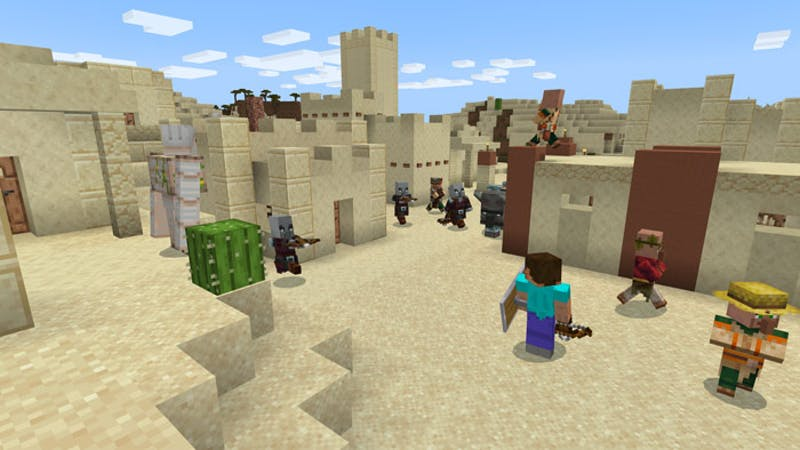 Minecraft official image